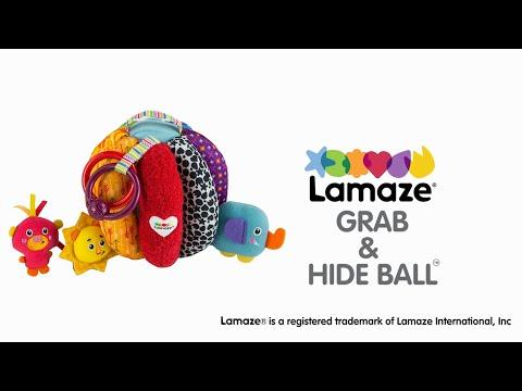 Grab & Hide Ball™